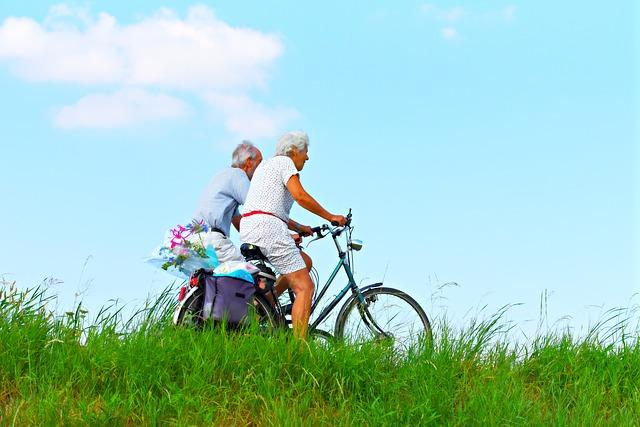 Photo courtesy of Pixabay (MabelAmber) Senior Couple